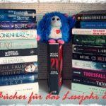 Die Schattenkämpferin liest: 20 Bücher für 2020