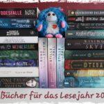 Die Schattenkämpferin liest: 21 Bücher für 2021