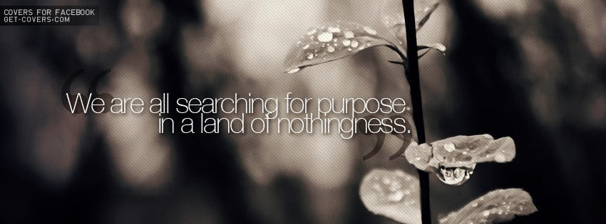 Searching-For-Purpose
