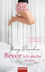 Bevor ich sterbe (Jenny Downham)