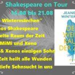 """Blogtour-Ankündigung: """"Der weite Raum der Zeit"""" von Jeanette Winterson"""