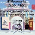 """Blogtour-Ankündigung: """"Luna Park"""" von Olivia Monti"""