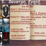 Das große Nika S. Daveron-Event: Buchvorstellung