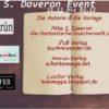 Das große Nika S. Daveron-Event: Vorstellung des Amrûn Verlages (Tag 3)