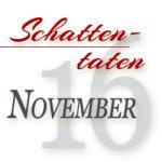Monatsrückblick November – Wenn das Leben passiert ...