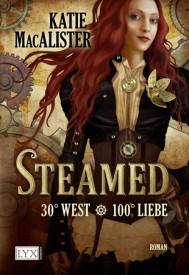 Steamed: 30° West – 100 ° Liebe (Katie MacAlister)